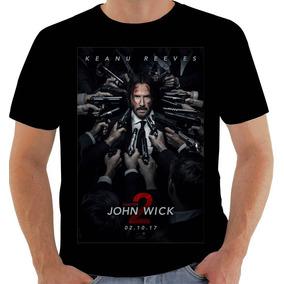 Faca John Wick - Camisetas e Blusas no Mercado Livre Brasil 0fa6c59dd65ca