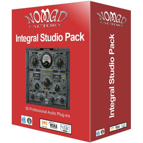 Nomad Factory Pack Vst. V3.0 Win 32 /64 + Brinde