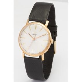 Relógio Omega Em Ouro 18k - Unissex