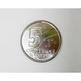 Moeda 5 Cruzeiros 1991