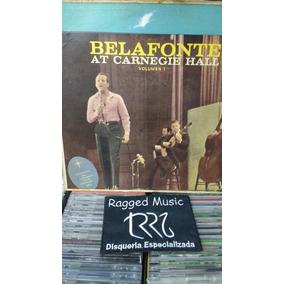 Harry Belafonte Canegie Hall Vol 1 Vinilo Lp