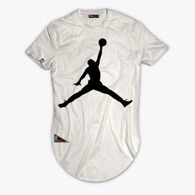 Camisas Alongadas Longline Oversized Jordan
