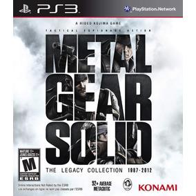 Metal Gear Sold Ps3