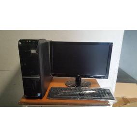 Computador Intel, Dd 500gb, 2gb Ddr3, Monitor 19 , Win 7
