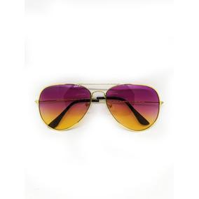 Oculos Aviador Degrade Roxo De Sol - Óculos no Mercado Livre Brasil a52d60c74f
