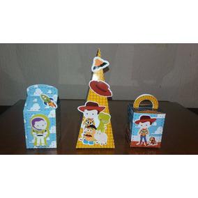 Kit Personalizado Toy Story