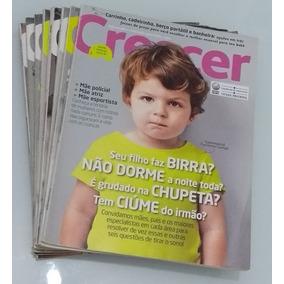 Lotes Com 8 Revistas Crescer 2011 E 8 Revistas Crescer 2012