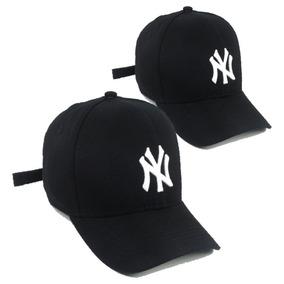 Boné Ny New York Yankees Fita La Los Angeles Várias Cores