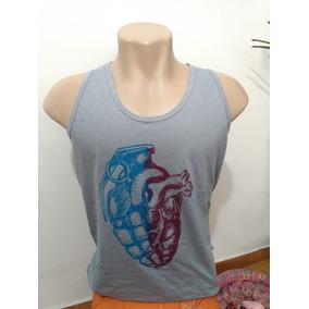 6e1c588a489d1 Regata Para Usar Por Baixo Da Roupa - Camisetas Regatas para ...