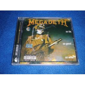 Megadeth / So Far, So Good...so What ! - Cd Nuevo C35