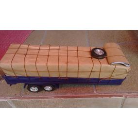 Carga Seca Para Miniaturas De Carreta E Caminhão Escala 1/32