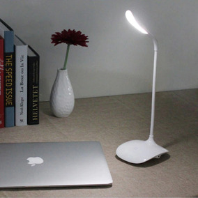 Luminária De Mesa Flexível Usb Led
