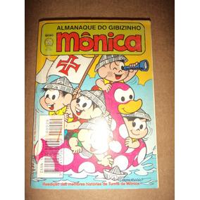 Almanaque Do Gibizinho Monica 29 Editora Globo Otimo