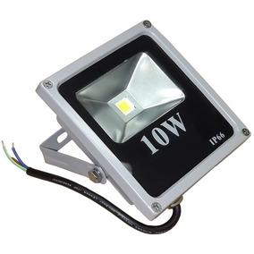 Refletor Holofote Led Branco Quente 10w Bivolt Promoção