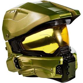 Halo Master Chief Casco Táctico Tactical Helmet Mattel