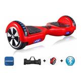 Hoverboard Bluetooth Bolsa Bateria Samsung