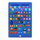 Tablet Infantil Multifunções Galinha Pintadinha Educativo