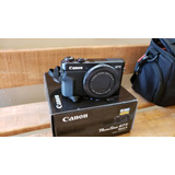 Canon Powershot G7x Mark Ii + 64gb