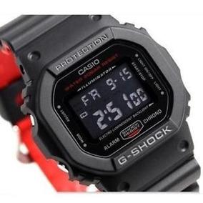Casio G Shock Dw5600hr 1dw5600 Dw5600 Dw-5600hr-1