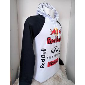 Camisa Manga Longa Red Bull Moto Formula 1 Redbull Camiseta 757dfd59f70