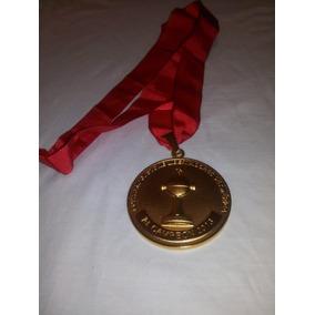 Original! Medalha Campeão Libertadores 2013 - Atlético-mg