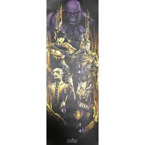 Tfgo - Poster Thanos - Exclusivo Omelete Box