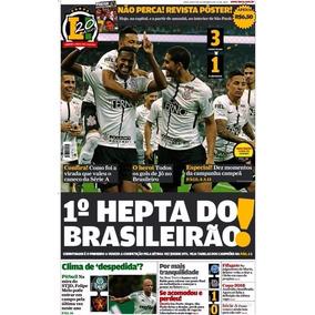 Jornal Lance Corinthians Heptacampeão Brasileiro 2017