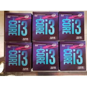 Procesador Intel Core I3 8100 8va Gen Lga 1151