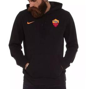 Blusa De Frio Moletom Canguru Futebol Time Roma Casaco Mod01 f0c58d5e2a3ab
