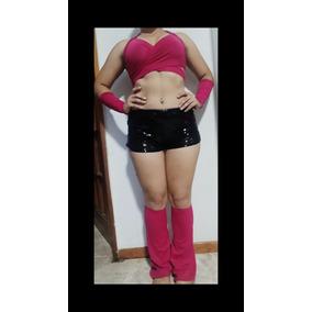 a0f0e42b8a15f Traje Para Bailes De Reggaeton Para Nenas - Ropa y Accesorios en ...