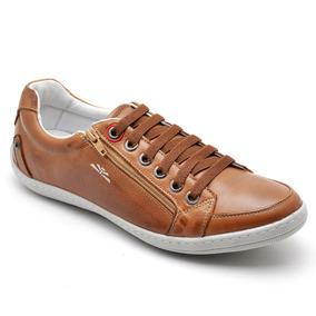 Sapato Sapatênis Casual C/ziper Ranster 2010 Cs Frete Grátis