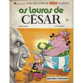 2005 Quadrinhos Asterix - O Dia Em Que O Céu Caiu Ed. Record