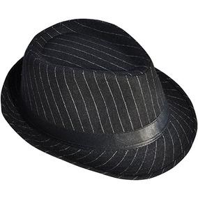 Clasico Sombrero Estilo Fedora Gangster en Mercado Libre México 6befe4b7b0e