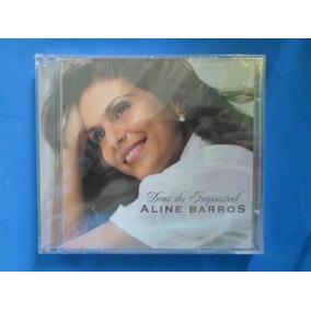 Cd Aline Barros - Deus Do Impossivel - Original