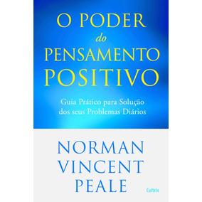 Livro - Poder Do Pensamento Positivo (capa Nova)
