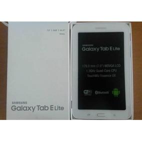 Galaxy Tab E Lite