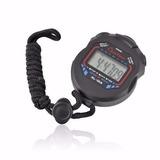 52caec63019 Cronometro Digital Mão Cordão Alarme - Esportes e Fitness no Mercado ...