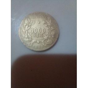 Verdo Moeda Do Ano 1927 De 1000 Reis Liga Pra 986230765