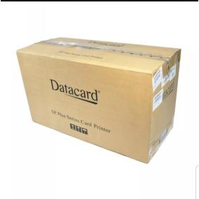 Impressora Cartão Pvc/crahcá Datacard Sp55 + 1 Ribbon Col