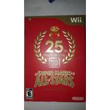 Videojuego Super Mario All Stars 25th Anniversary