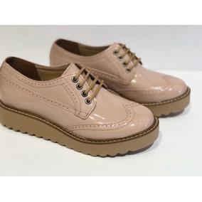 Accesorios Charol Ropa Mujer Zapatos Y Mercado En Acordonados RgqXqAxw7
