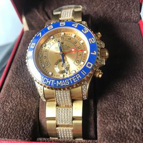Relógio Rolex Com Pedras