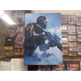 Caja Metalica Call Of Duty Ghost Xbox 360