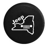 Jeep Parrilla Nueva York Ny Edition Tire Cover De Repuesto O