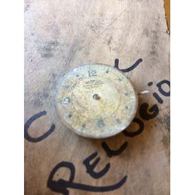 0b8f7b891f2 Máquina Relógio Antigo Roamer!! Restauro Peças Tige Dial 153