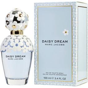 b63a2edbc79fc Marc Jacobs Daisy Dream Eau De Toilette 100ml - Perfumes no Mercado ...