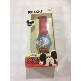 Reloj Disney Mickey Mouse Analógico