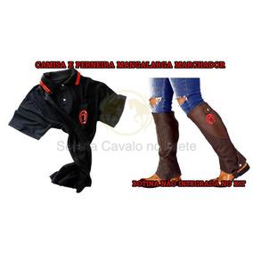 Camisa Mangalarga + Botina Country + Perneira Brinde Bone. Minas Gerais ·  Perneira Sanfonada Mangalarga + Blusa Comitiva Mangalarga e860dcd1838