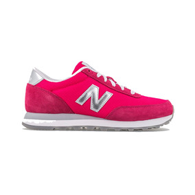 ec1c4e8681 Tenis Mujer Life Style New Balance Casual 501 Rosa