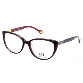 383ccde69d051 Óculos (armação) Carolina Herrera - Óculos no Mercado Livre Brasil
